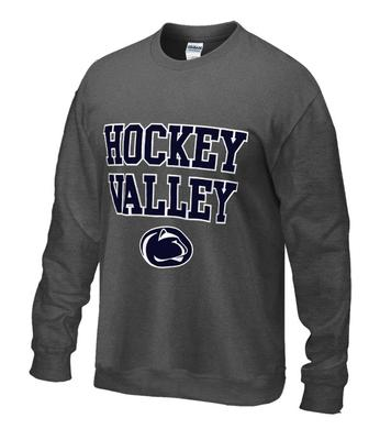 Penn State Hockey Valley Crew Sweatshirt DHTHR