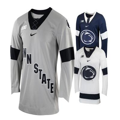 NIKE - Penn State Nike Men's Ice Hockey Replica Jersey