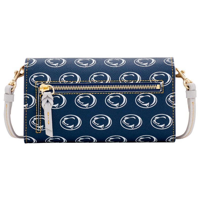 Penn State Dooney & Bourke Daphne Crossbody Wallet ...