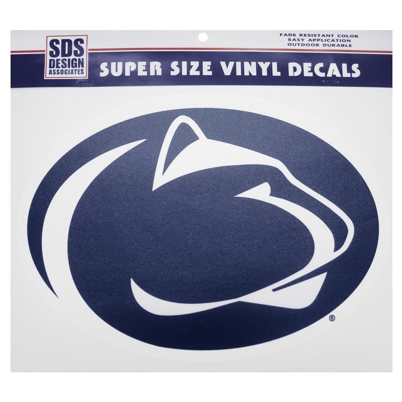 Penn State 12 Quot Logo Decal Souvenirs Gt Car Accessories