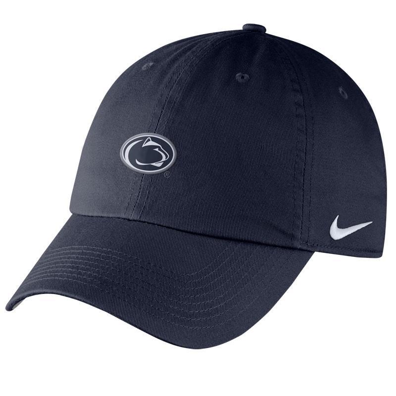 4aa7fd617ef Penn State Nike Adult H86 Small Logo Hat