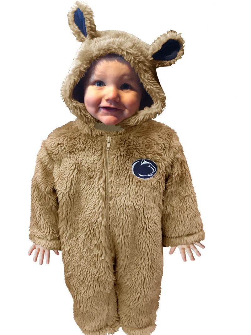 Mobile Penn State Infant Lion Suit