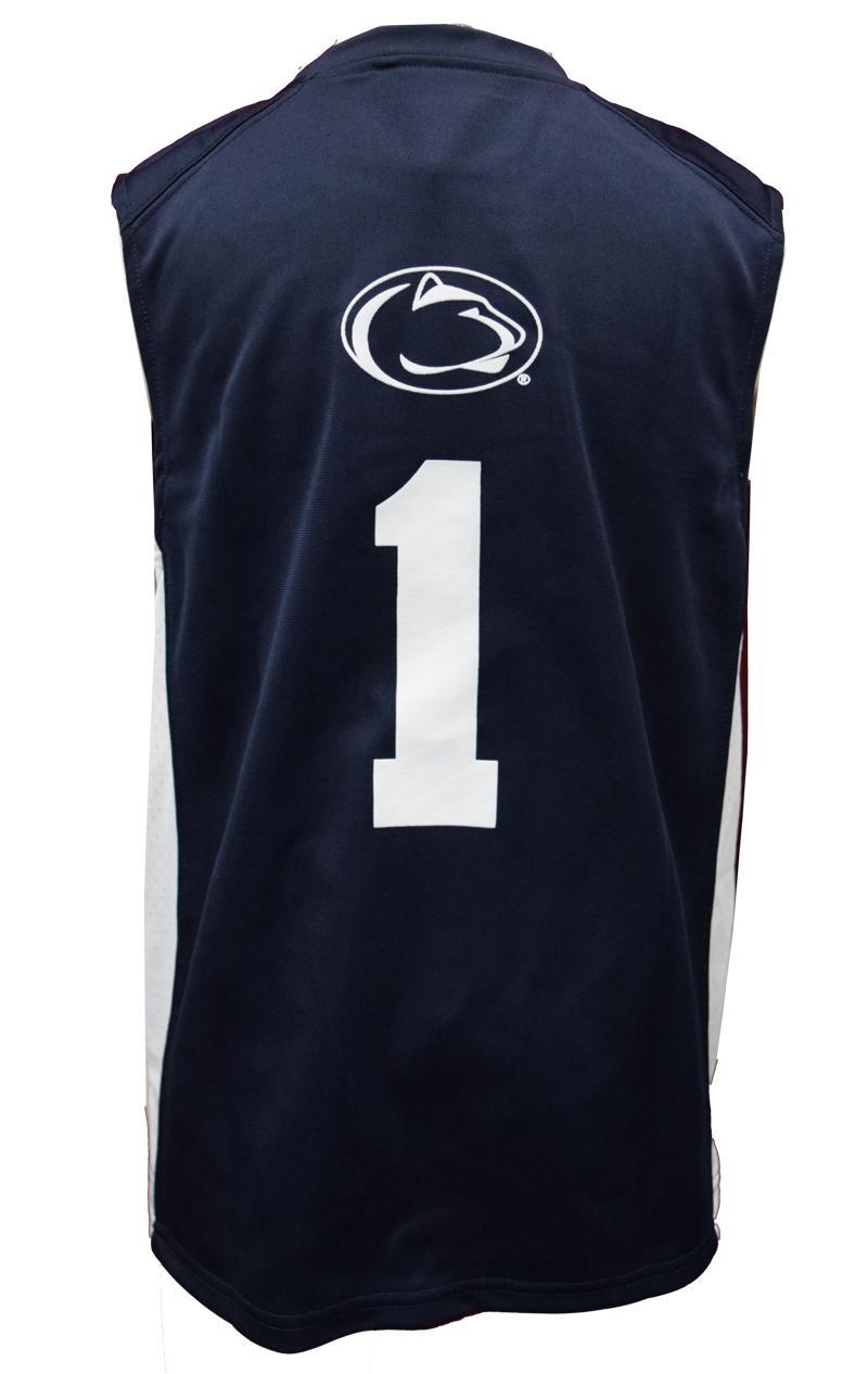 40989ab8187 Penn State Toddler  1 Garb Basketball Jersey
