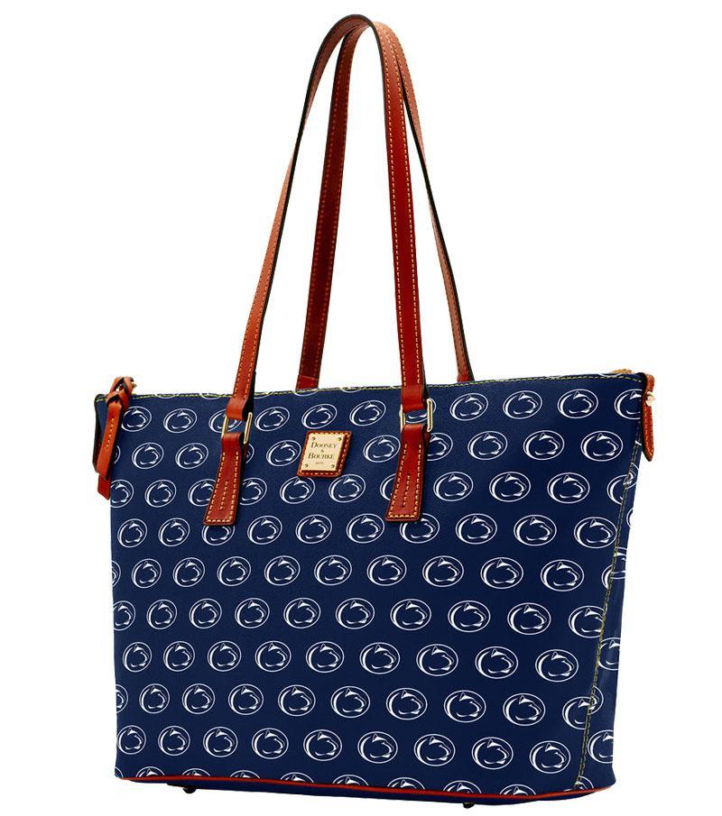 Penn State Dooney Amp Bourke Shopper Tote Bag Souvenirs