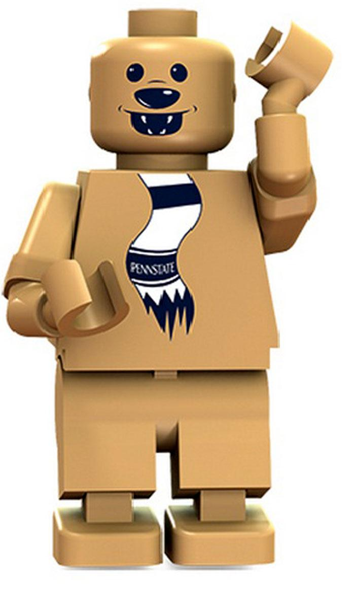 Penn State Nittany Lion Football Minifigures Kids Gt Youth Gt Gifts