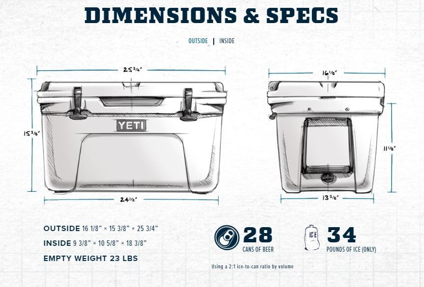 Penn State Yeti Tundra 45 Cooler | Souvenirs > TAILGATING